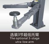 Levage hydraulique de véhicule de poste professionnel d'Asymmetrica 2 de levage de lavage de voiture de levage de 2 postes ou de machine de réparation