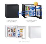 refrigerador do hotel do refrigerador do gás de 2 a 8 graus mini (DC/AC) mini/congelador silenciosos 28L