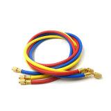Yute SAE J2888 3 Farben-aufladenschlauch mit Messingbefestigungen