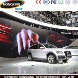 LED P3フルカラーの広告LEDスクリーン表示