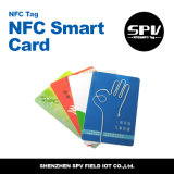 Cartão impermeável de RFID para o sistema da sociedade