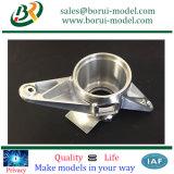Hohe Präzision CNC-maschinell bearbeitende Aluminiumersatzteile, CNCrapid-Prototyp