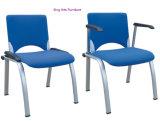 정제 팔을%s 가진 최신 판매 학생 의자 훈련 룸 의자