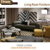 Ledernes Entwurfs-Möbel-Hotel-Sofa ausgießen