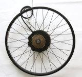 二重ハブモータースケートボードの電気自動車の車輪モーター