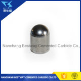 Teclas dos bits do carboneto de tungstênio DTH para a mineração