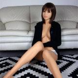 Hecho en muñeca de los juguetes del sexo de China el 165cm