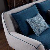 Sofá secional do projeto moderno com tela de linho da alta qualidade para a mobília da sala de visitas - Fb1138
