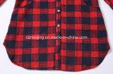 Camicia di plaid delle donne di Red&Black
