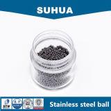 esfera de aço inoxidável G10-G1000 de 1.5mm AISI 420c 440c