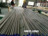 Ligne hydraulique sans joint tuyauterie d'acier inoxydable de la précision S31603