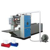 Máquina automática de la fabricación de papel de tejido facial de Interfolding 2 líneas (capacidad de 1 tonelada)