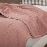 リゾートのための耐久の単一の贅沢の羽毛布団
