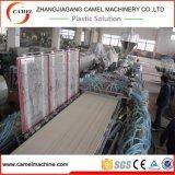 Panneau creux en plastique en bois de porte de la production Line/WPC de panneau de porte de PVC faisant la machine