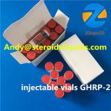 Peptides ghrp-2 ghrp-6 van Lables GH van de Steroïden van de fabriek voor Bodybuilding