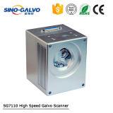 Le chef de balayage économique de laser de fibre de qualité de système Sg7110 vendent en gros