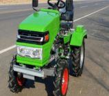 庭の農場トラクター12HP 15HP 18HP 20HPの小型トラクター