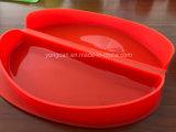 Mélange à oeufs à l'omelette en silicone à micro-ondes
