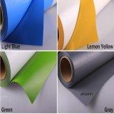 Silbernes ÜbergangsCuttable PU-Flex /Vinly für Baumwolle