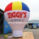 판매를 위한 거대한 광고 Colorfil 열기 웅대한 풍선