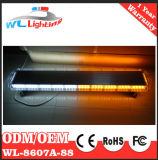 1200mm LEDの緊急のこはく色のパトカーの警告のストロボLightbar