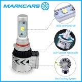 Markcars 헤드라이트 LED 전구 6000lm Auot 부속 헤드 램프