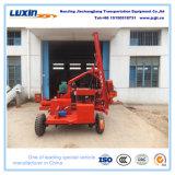 Водитель кучи многофункциональной гидровлической буровой установки комбинированный для строительства дорог