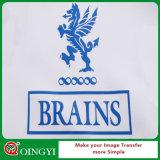 Bon vinyle de câble d'unité centrale de transfert de T-shirt de femmes des prix de Qingyi pour le textile