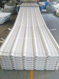 Azulejos de azotea de la resina del PVC del material de construcción de la resistencia a la corrosión