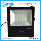 保証3年のの外部LEDのフラッドライト200Wの高品質、20000lm Epistarチップ、IP66水証拠