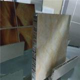 15mm, 20mm, 25mm starke Bienenwabe-Trennwand-Panels