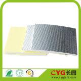 Espuma movida hacia atrás del aislante de calor del papel adhesivo y de aluminio para el aislante del edificio