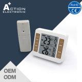 RF sensor termómetro digital con tendencia de la temperatura para el refrigerador