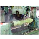 石造りの柱の打抜き機の花こう岩または大理石の手すりのプロフィール機械(SYF1800)