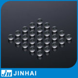(D) de 2 mm transparente de alta precisión de la bola de cristal del pulverizador