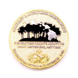 Pièce de monnaie personnalisée d'enjeu de souvenir d'émail en métal
