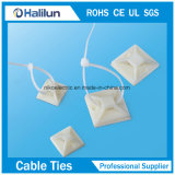 プラスチックケーブルは束ねることのためのナイロンマーカーのタイを結ぶ