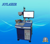 Späteste Technologie 20W, die aus optischen Fasernlaser-Markierungs-Maschine dreht