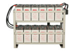 Nachladbare VRLA Batterie der tiefen der Schleife AGM-Batterie-12V VRLA Batterie-