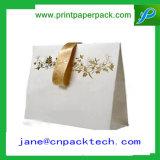 Saco de compra elegante do saco do presente do papel de embalagem