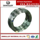 Liga excelente do Fe-Cr-Al do fio do desempenho Fecral13/4 da soldadura para o elemento de aquecimento