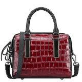 2017 Patroon van de Krokodil van het Leer van de Luxe het Echte Dame Tote Bags Handbags Women Emg4904