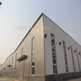 Bewegliche helle Metallstahlkonstruktion-Werkstätten für Verkauf