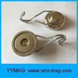De hoge Magneten van de Haak van de Rotatie van de Magneet van de Pot van het Neodymium van de Kracht van de Trekkracht