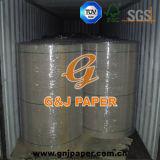 Papier ondulé réutilisé de la pulpe 70-200GSM fait pour le carton pour la vente en gros