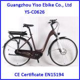 Elektrische Fiets Bicycle/E met de Aangedreven Motor van de Hub 36V250W Bafang Toestel