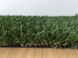 自然な一見の美化のための人工的な芝生の草
