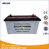 Secar o padrão das baterias de armazenamento 12V100ah do veículo da carga 95e41r N100 JIS