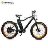 Do motor preto de Bafang da alta qualidade 26 ' bicicleta de montanha gorda