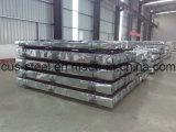 Piatto d'acciaio galvanizzato laminato a freddo di /Galvanised delle bobine